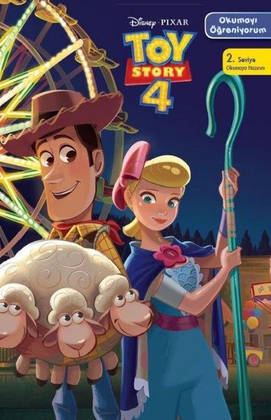 Disney Pixar Toy Story 4-Okumayı Öğreniyorum 2.Seviye Okumaya Hazırım.pdf