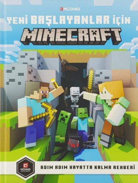 Yeni Başlayanlar için Minecraft-Adım Adım Hayatta Kalma Rehberi.pdf