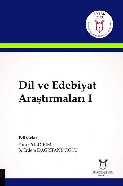 Dil ve Edebiyat Araştırmaları-1.pdf