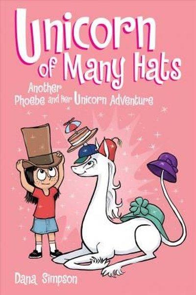 Unicorn of Many Hats (Phoebe and Her Unicorn Series Book 7).pdf