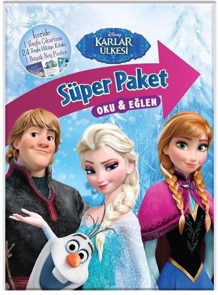 Disney Karlar Ülkesi-Süper Paket Oku ve Eğlen.pdf