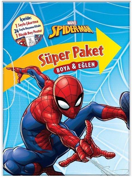 Marvel Spider-Man-Süper Paket Boya ve Eğlen.pdf