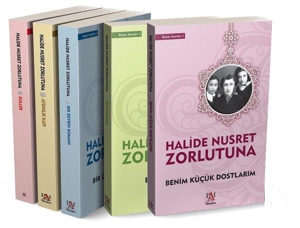 Halide Nusret Zorlutuna Seti-5 Kitap Takım.pdf
