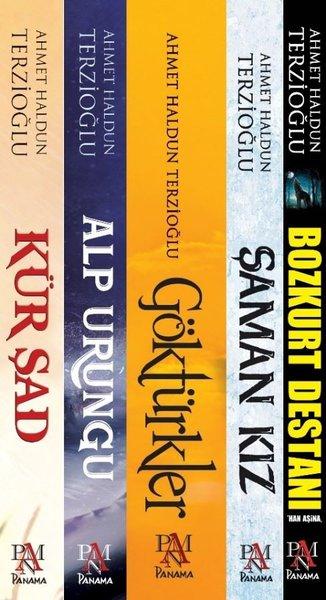 Göktürk Tarihi Seti-5 Kitap Takım.pdf