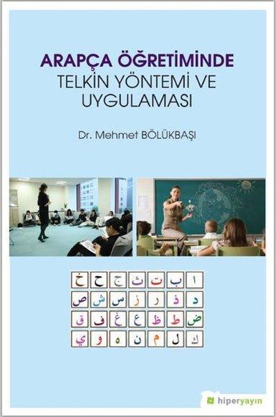 Arapça Öğretiminde Telkin Yöntemi ve Uygulaması.pdf