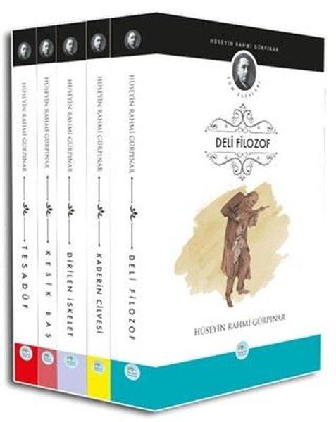 Hüseyin Rahmi Gürpınar Seti - 5 Kitap Takım.pdf
