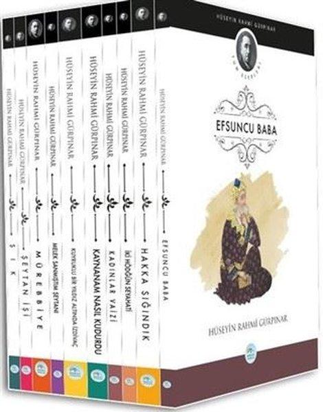 Hüseyin Rahmi Gürpınar Seti - 10 Kitap Takım.pdf