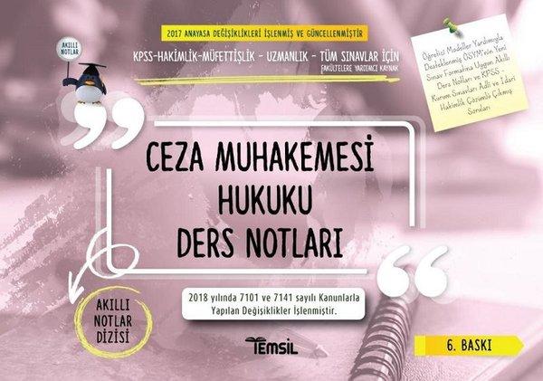 Ceza Muhakemesi Ders Notları.pdf