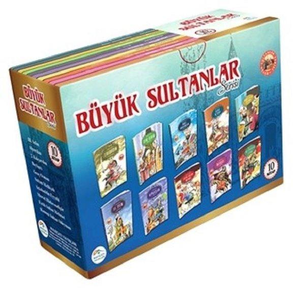 Büyük Sultanlar Serisi - 10 Kitap Takım Kutulu.pdf