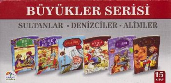 Büyükler Serisi Sultanlar Denizciler Alimler 15 Kitap Set.pdf