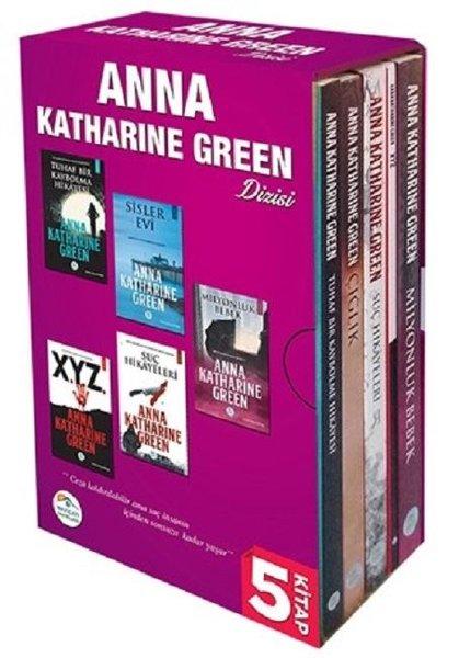Anna Katharine Green Seti - 5 Kitap Takım Kutulu.pdf