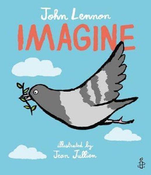 Imagine - John Lennon Yoko Ono Lennon Amnesty International illustrated by Jean Jullien.pdf