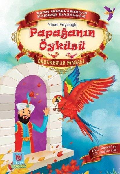 Papağanın Öyküsü-Özbekistan Masalı.pdf