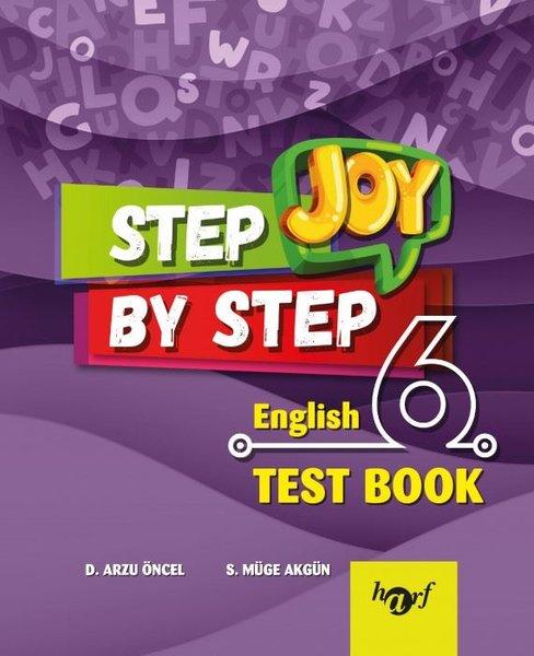 Step By Step Joy 6.Sınıf English Test Book.pdf