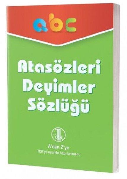 Atasözleri Deyimler Sözlüğü-Adan Zye TDK Uyumlu.pdf