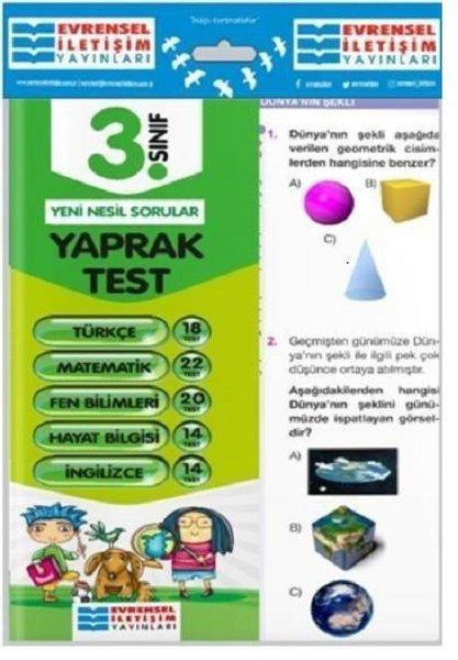 3.Sınıf Tüm Dersler Yaprak Test.pdf
