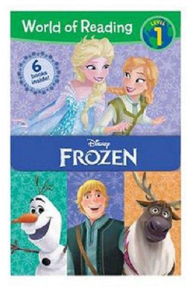 World of Reading Frozen Boxed Set: Level 1.pdf