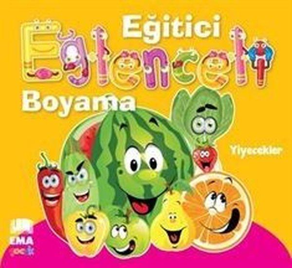 Yiyecekler-Eğitici Eğlenceli Bilgili Boyama.pdf