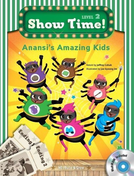 Anansis Amazing Kids-Show Time Level 2.pdf