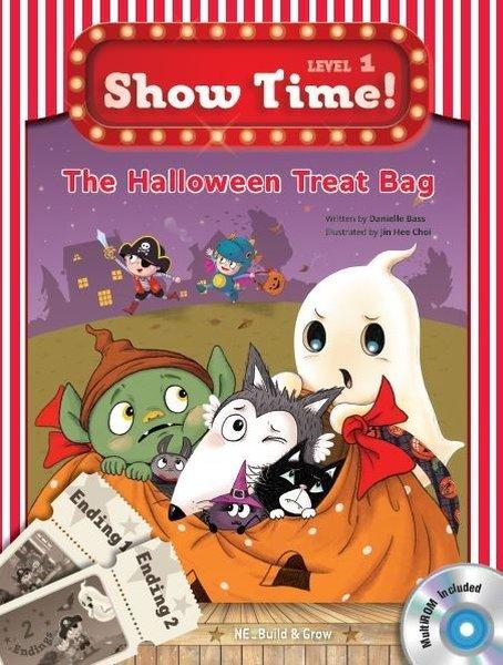 The Hallowen Treat Bag-Show Time Level 1.pdf