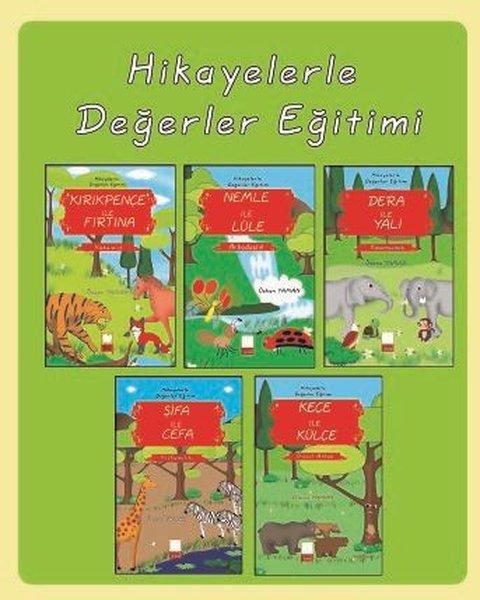 Hikayelerle Değerler Eğitimi Seti-5 Kitap Takım.pdf