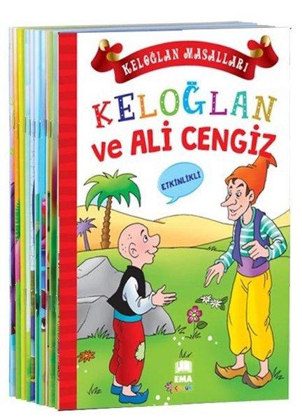 Keloğlan Masalları-Keloğlan ve Ali Cengiz-1. ve 2.Sınıflar için-10 Kitap Takım.pdf