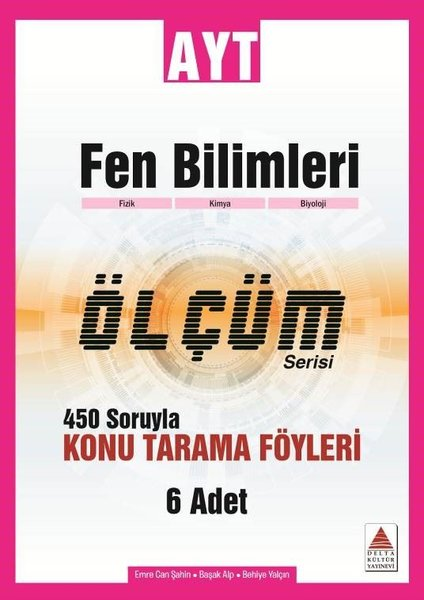 AYT Fen Bilimleri Konu Tarama Fasikülleri.pdf