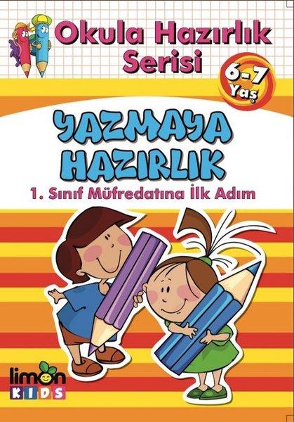 Yazmaya Hazırlık-Okula Hazırlık Serisi 6-7 Yaş.pdf