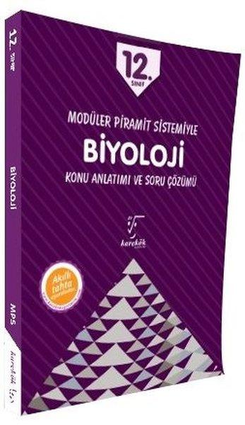 12.Sınıf Modüler Piramit Sistemiyle Biyoloji Konu Anlatımı ve Soru Çözümü.pdf