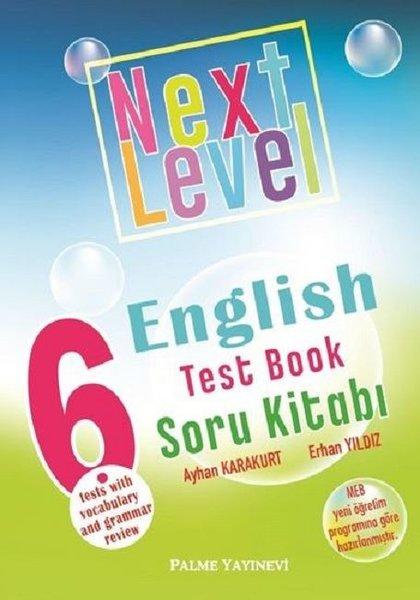 Palme 6.Sınıf Englısh Test Book Soru Kitabı  2019 Next Level.pdf
