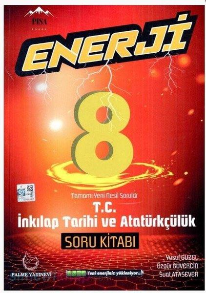 Palme 8.Sınıf Enerji İnkilap Tarihi Soru Kitabı.pdf