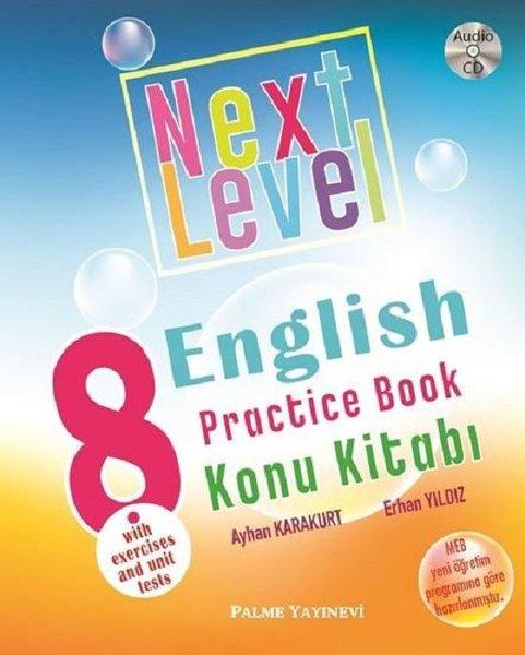 Palme 8.Sınıf Englısh Practice Book Konu Kitabı 2019  Next Level.pdf