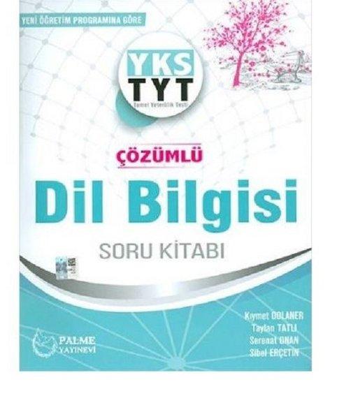 Palme Yks Tyt Çözümlü Dil Bilgisi Soru Kitabı 2019.pdf