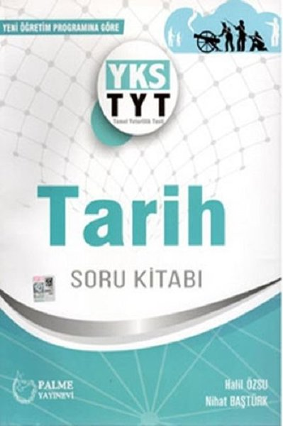 Palme Yks Tyt Tarih Soru Kitabı 2019.pdf
