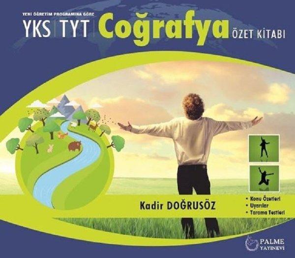 Palme Yks Tyt Coğrafya Özet Kitabı  2019.pdf