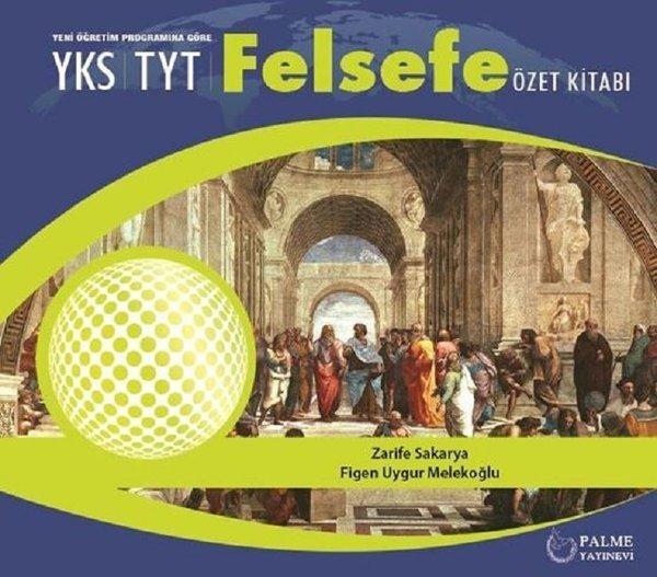 Palme Yks Tyt Felsefe Özet Kitabı  2019.pdf