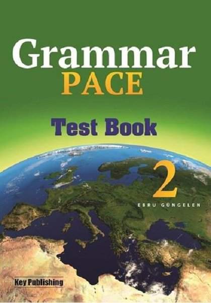 Key Publishing Grammar Pace 2 Test Book.pdf