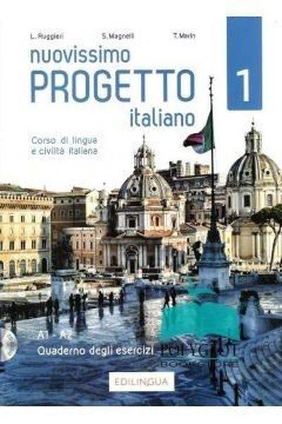 Nuovissimo Progetto İtaliano 1-Quaderno Degli Esercizi.pdf