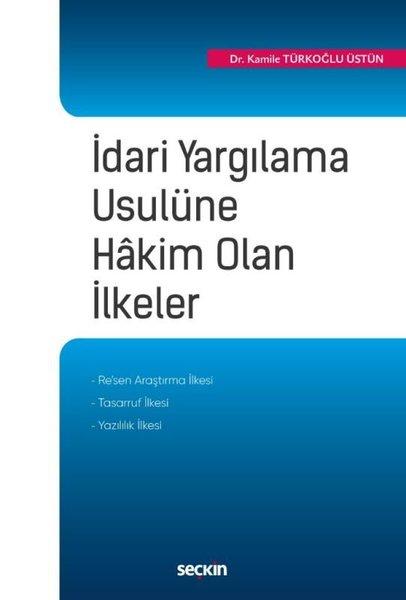 İdari Yargılama Usulüne Hakim Olan İlkeler.pdf