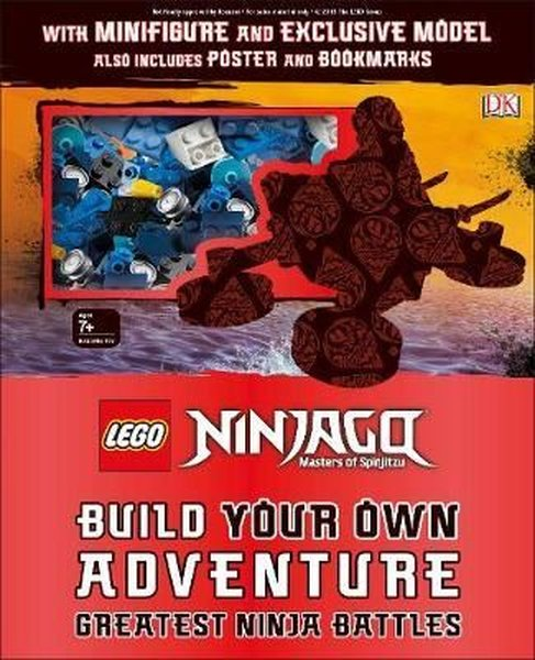 Lego NINJAGO Build Your Own Adventure Greatest Ninja Battles: with minifigure and exclusive Model (L.pdf