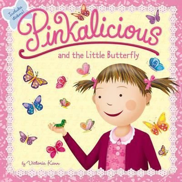 Pinkalicious PINKALICIOUS AND THE LITTLE BUTTERFLY.pdf