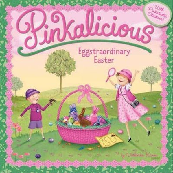 Pinkalicious: Eggstraordinary Easter.pdf
