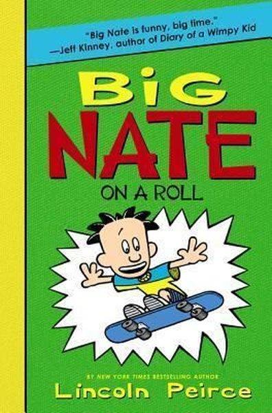 Big Nate on a Roll.pdf