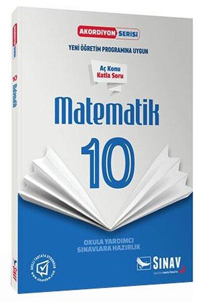 Sınav 10.Sınıf Matematik Akordiyon Kitap.pdf