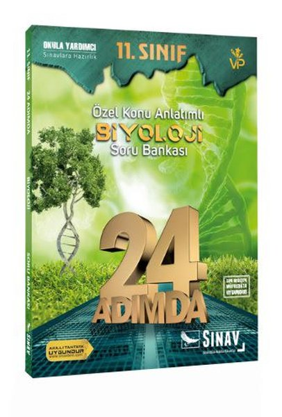 Sınav 11.Sınıf Biyoloji Akordiyon Kitap.pdf