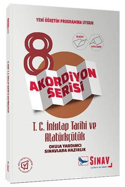 Sınav 8.Sınıf T.C. İnkılap Tarihi ve Atatürkçülük Akordiyon Kitap.pdf
