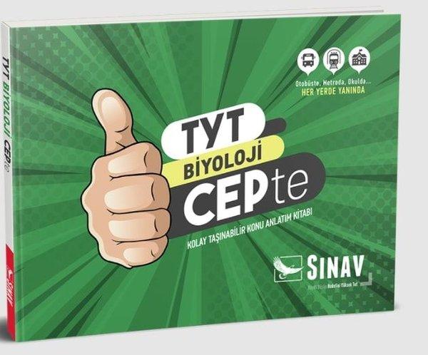 Sınav TYT Biyoloji Konu Anlatımlı Cep Kitabı.pdf