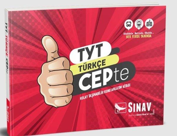 Sınav TYT Türkçe Konu Anlatımlı Cep Kitabı.pdf