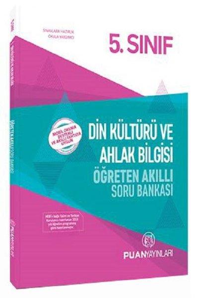 Puan 5.Sınıf Din Kültürü ve Ahlak Bilgisi Öğreten Akıllı Soru Bankası.pdf