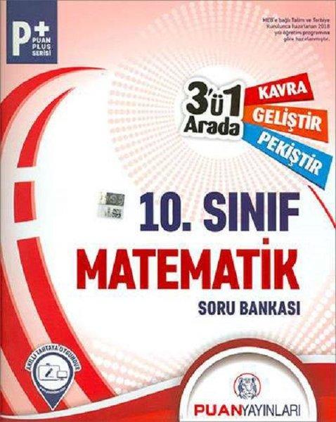 Puan 10.Sınıf Matematik 3ü 1 Arada Soru Bankası.pdf